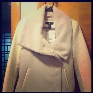 H&M size 6 coat for women